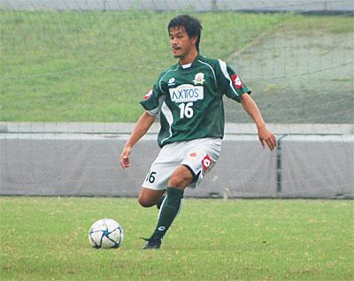 ソンホ選手