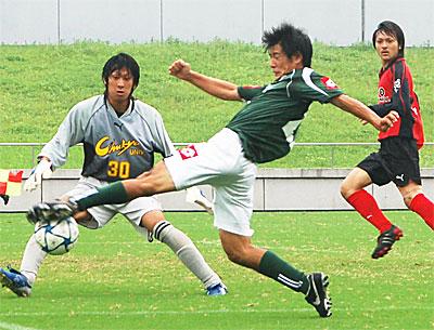 岩田昌選手