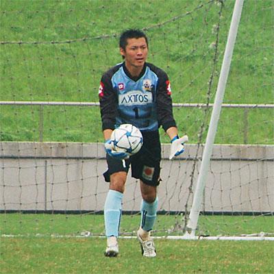 田中慎太郎選手